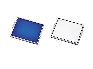 UV white and blue light transilluminators Converterplates